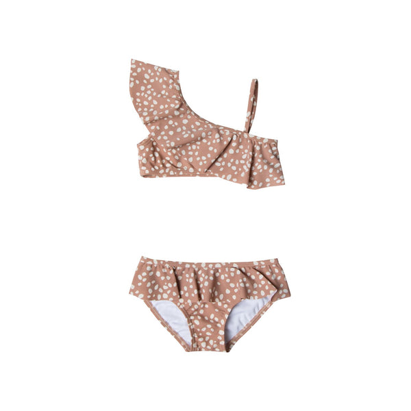 Skirted Bikini - Pebble
