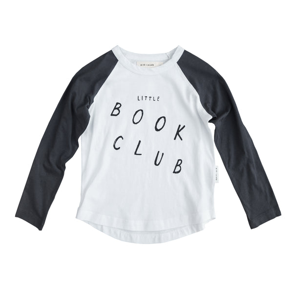 Book Club Raglan