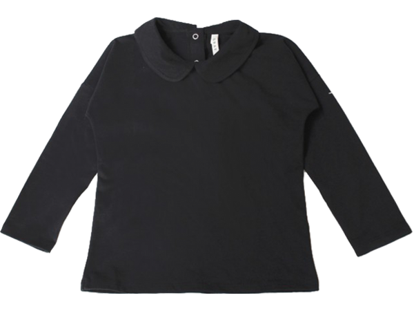 Collar Shirt - Nearly Black