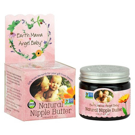 Angel Baby - Natural Nipple Butter