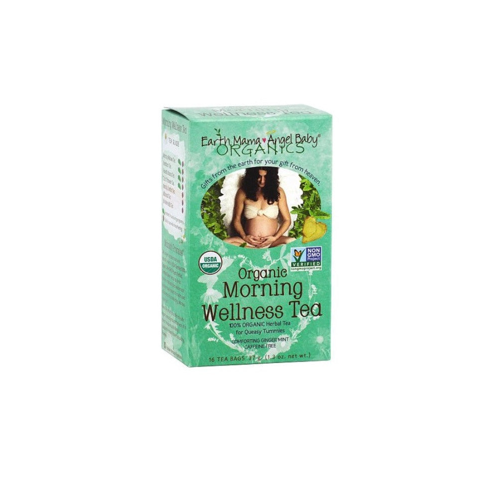 Angel Baby - Organic Morning Wellness Tea