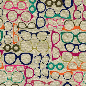 Glasses: Multicolor