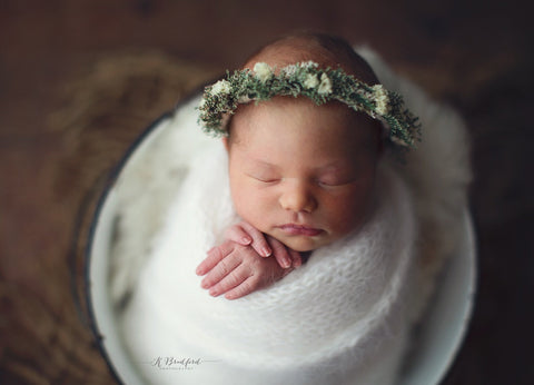 Angora Wrap - Angora Layer - Newborn Photo Prop - 41 colors - Knit Photography Props by Double the Stitches