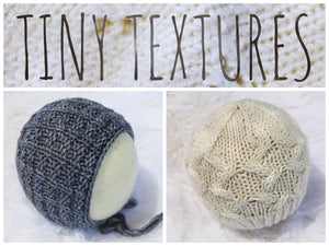 Stuff Your Studio: For The Boys - Knit Photography Props by Double the Stitches
