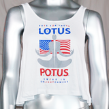 Lotus Potus Tank - Women