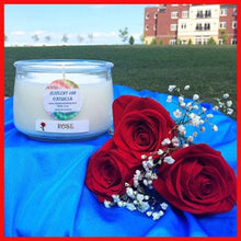 ROSE - Jewelry Jar Candles