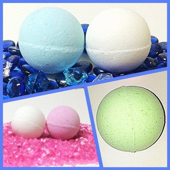 UNSCENTED BATH BOMB BLING FOR WOMEN - Jewelry Jar Candles