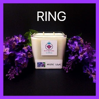 MYSTIC LILAC - CANDLES FOR WOMEN