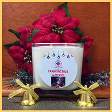FRANKINCENSE & MYRRH  - CANDLES FOR WOMEN