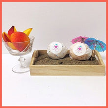 JUST PEACHY, BATH BOMB BLING FOR MEN - Jewelry Jar Candles