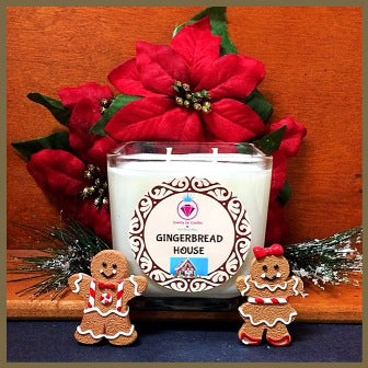 GINGERBREAD HOUSE - CANDLES FOR WOMEN