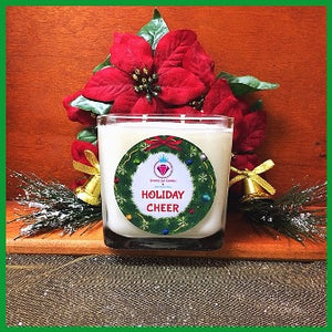 HOLIDAY CHEER - CANDLES FOR WOMEN