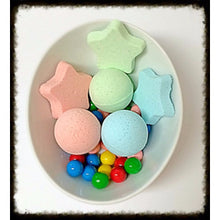 BUBBLEGUM, BATH BOMB - Jewelry Jar Candles