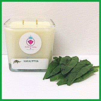 EUCALYPTUS - Jewelry Jar Candles