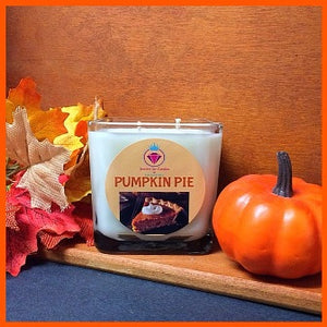PUMPKIN PIE RING MANDLE