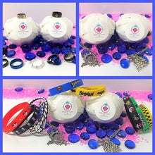 BUBBLEGUM, BATH BOMB BLING FOR KIDS - Jewelry Jar Candles