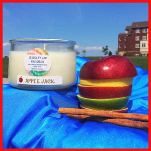 APPLE JACK RING MANDLE - Jewelry Jar Candles