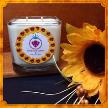 SUMMER SUNFLOWERS ANKLET CANDLE