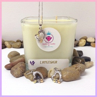LAVENDER, THE PERFECT PAIR - Jewelry Jar Candles