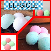 ELFICLE SHOWER STEAMERS & BATH BOMBS FOR MEN