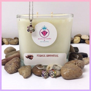FUDGE BROWNIE, THE PERFECT PAIR - Jewelry Jar Candles