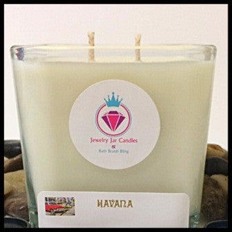 HAVANA BRACELET MANDLE - Jewelry Jar Candles