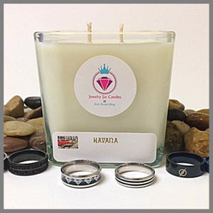 HAVANA RING MANDLE - Jewelry Jar Candles