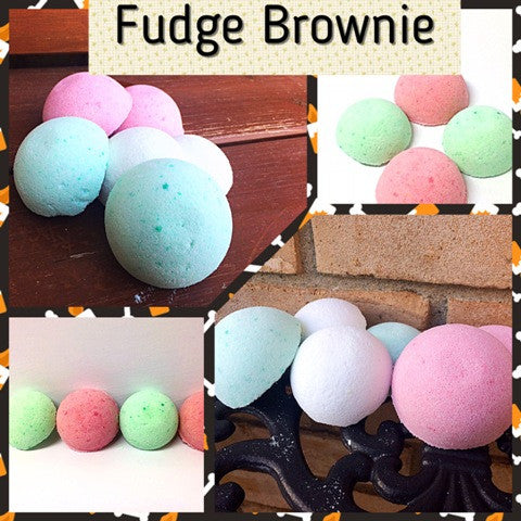 FUDGE BROWNIE SHOWER STEAMERS FOR HIM! - Jewelry Jar Candles