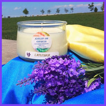 LAVENDER - Jewelry Jar Candles