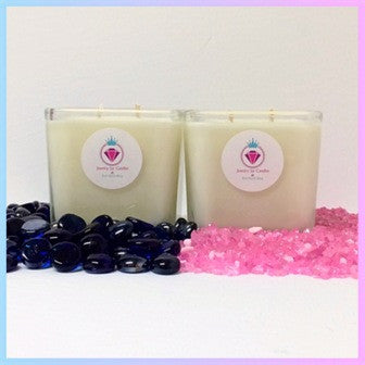 HIS & HERS CANDLE COMBO - Jewelry Jar Candles