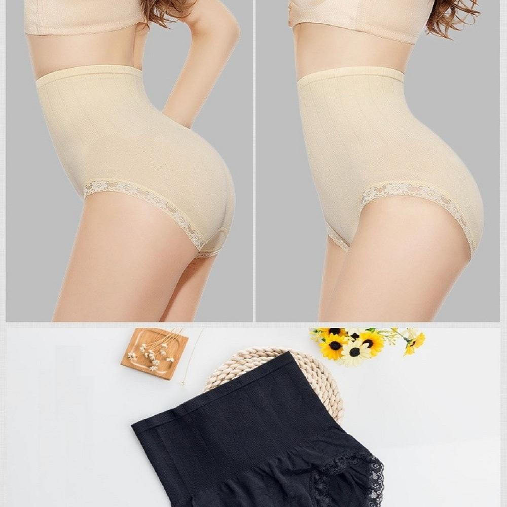 448f8093f36fa ULTRA-THIN HIGH WAISTED SHAPER (SLIM PANTIES) - The Shoppers Bliss