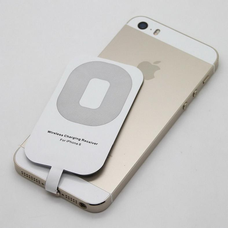 qi wireless charging pad iphone 6