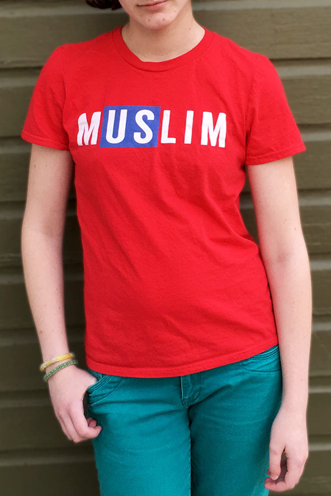 "Muslim ""Us"" - 100% donated to the ACLU"