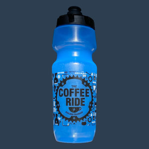 TCR logo bottle