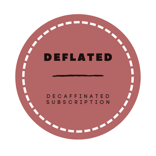 DEFLATED (decaf)