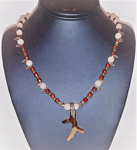 Notably Crystallized Necklace Set-Adornments by BJ
