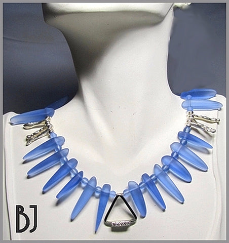 Sea of Tranquility – Necklace Set-Adornments by BJ