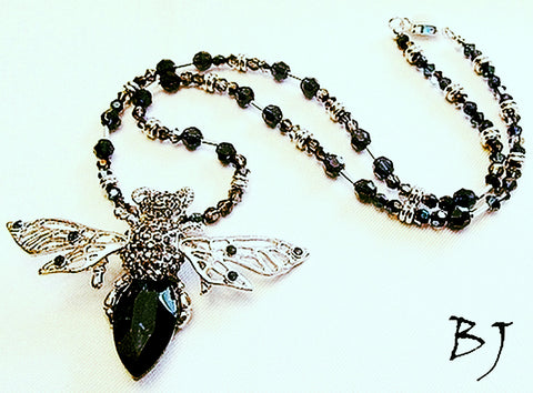 This Bee is Ready to Astound You with Its Beauty-Adornments by BJ