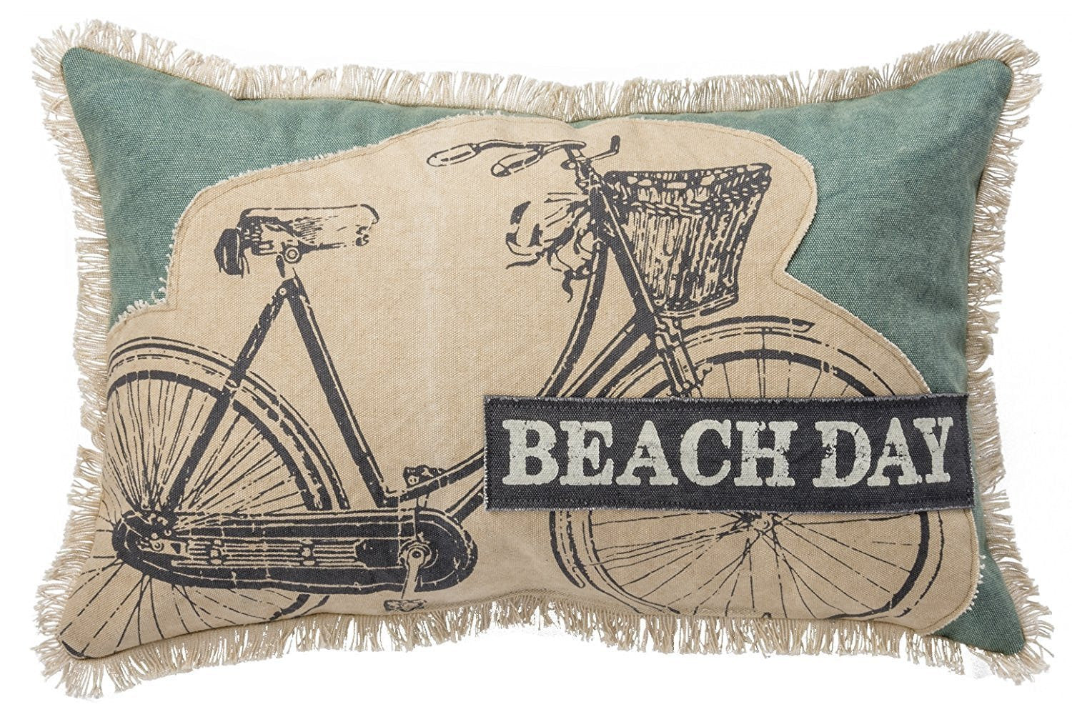 Decorative Pillow - Beach Day - Beach & Dog Co.