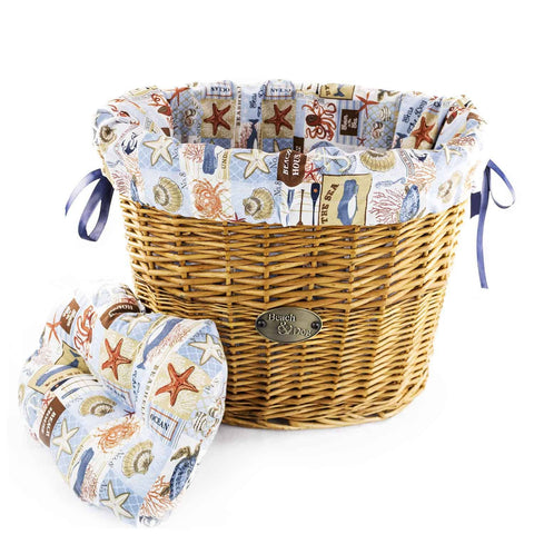 Grateful Dog Basket Liner