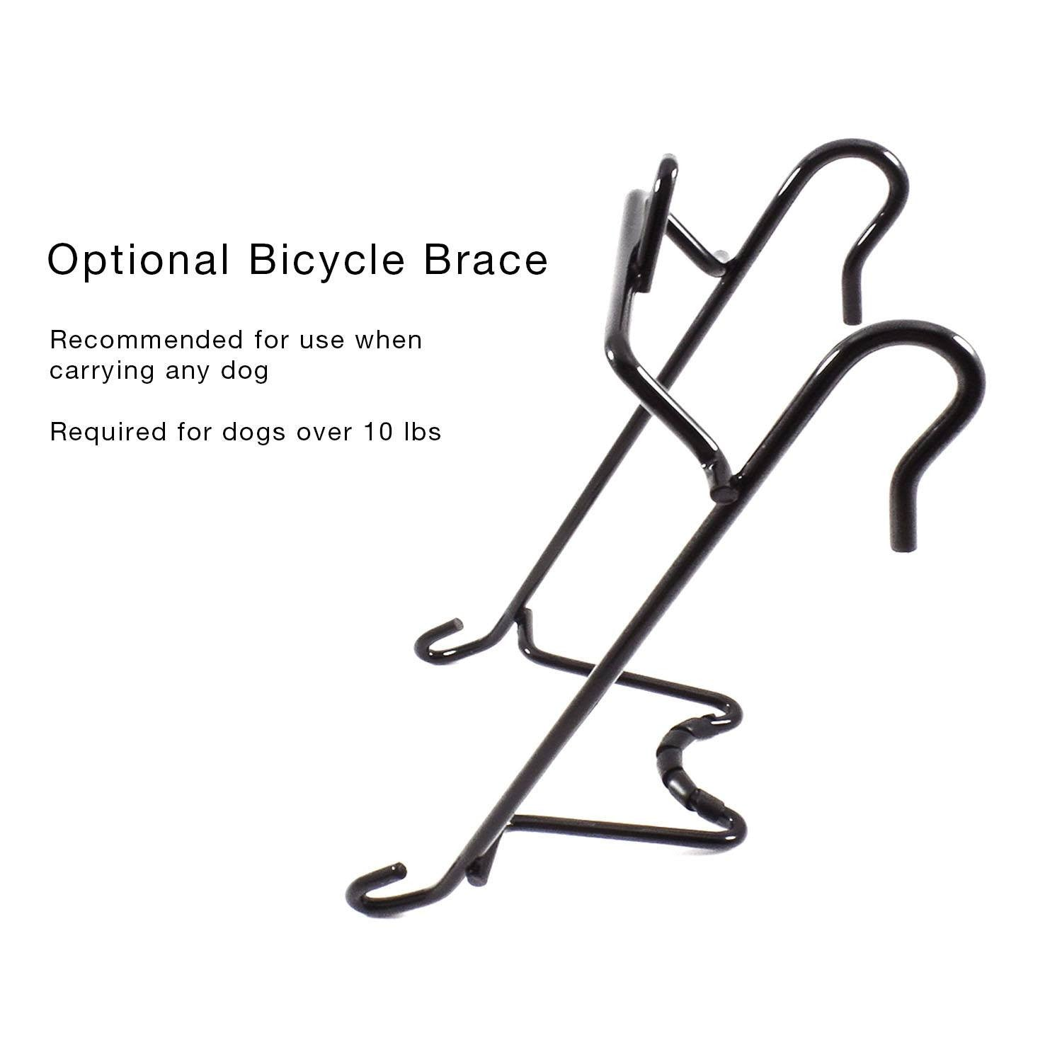 Front Basket Bicycle Bracket - Beach & Dog Co.