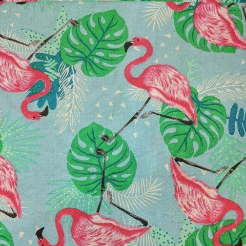 Fun Flamingos Basket Liner