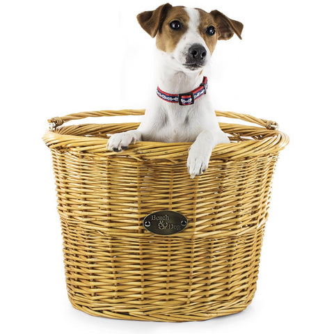 Monterey front mount bicycle basket - Beach & Dog Co.