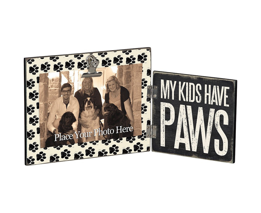 Picture Frame - My Kids Have Paws - Beach & Dog Co.