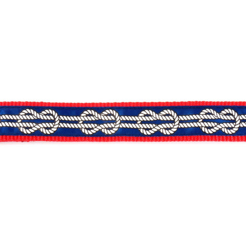 Nautical Knots Collar - Beach & Dog Co.