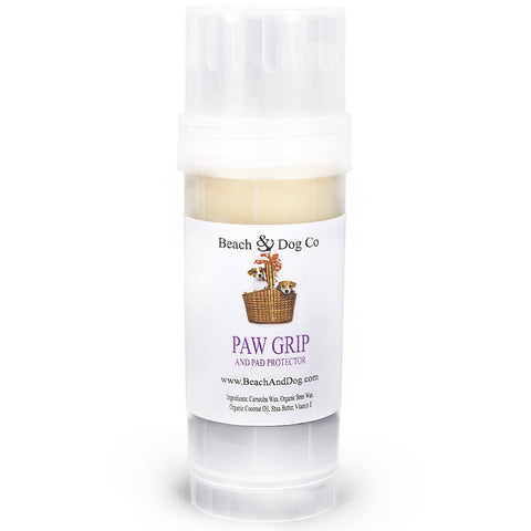 Paw Grip (2 oz Twist Up) All Natural and Organic Formula - Beach & Dog Co.