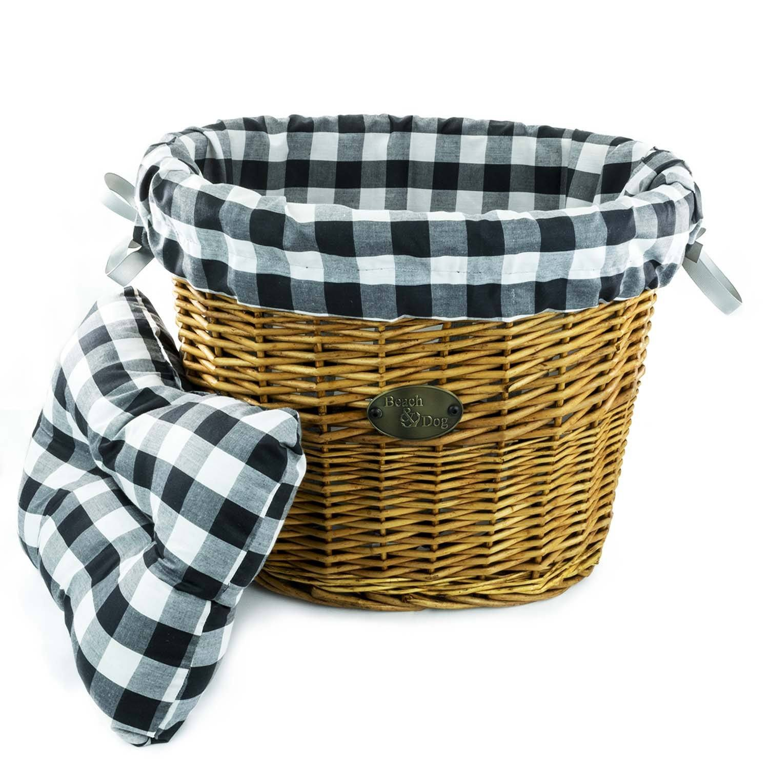 Picnic on the Beach Basket Liner - Beach & Dog Co.
