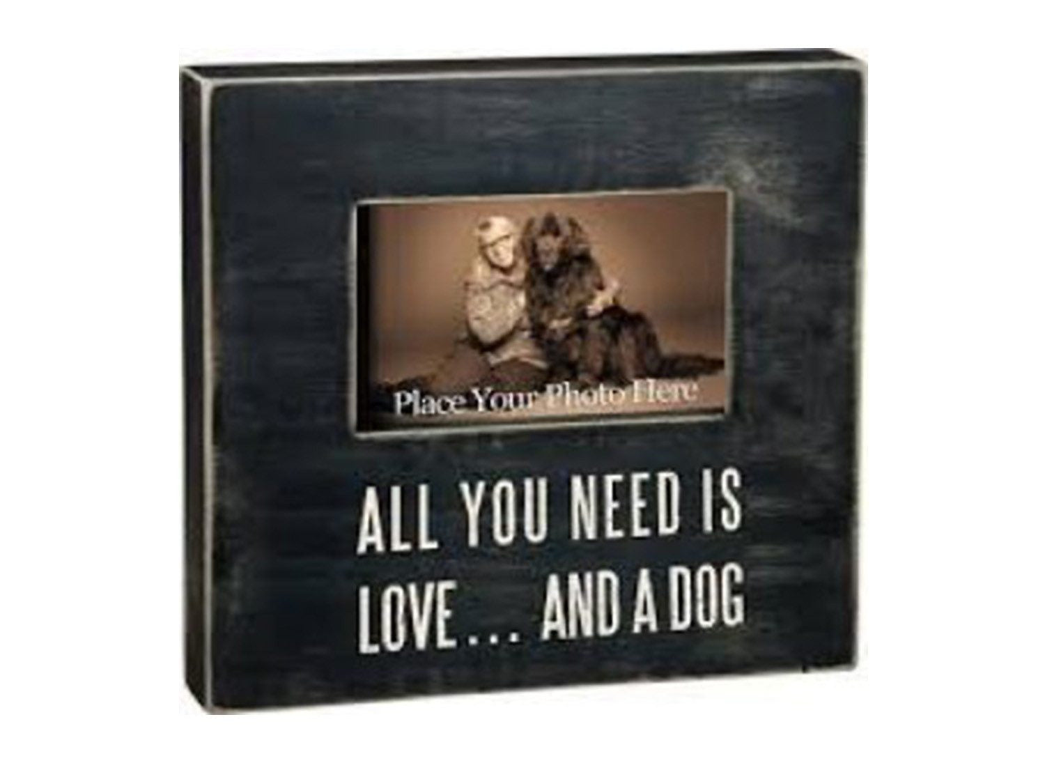 Picture Frame - All You Need Is Love and a Dog - Beach & Dog Co.