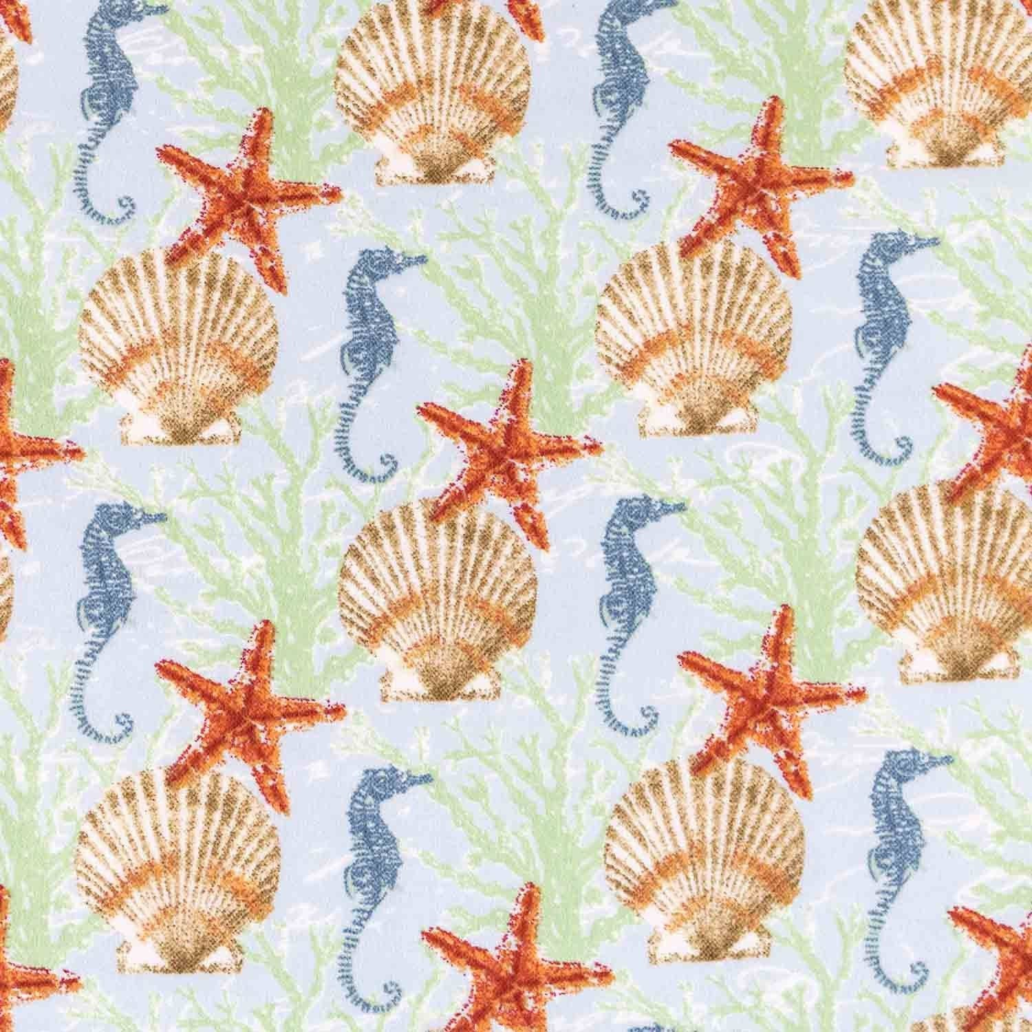 Beach & Dog Co. - Under the Sea Basket Liner