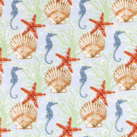 Under the Sea Basket Liner - Beach & Dog Co.